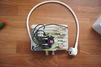 Przepływowy ogrzewacz wody Clage M3/SMB- gdzie umieścić bezpiecznik termiczny