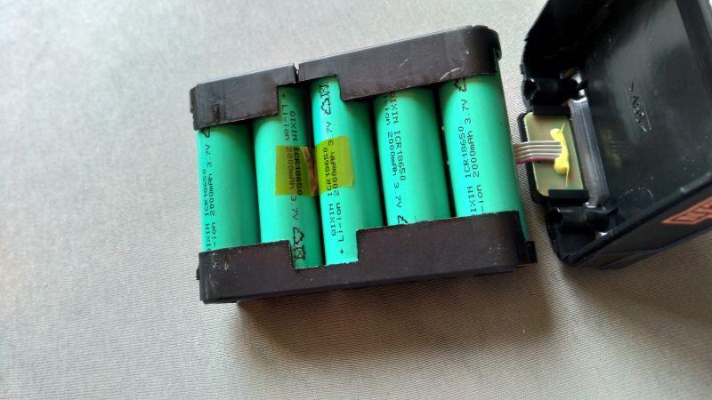 Ożywienie starych elektronarzędzi