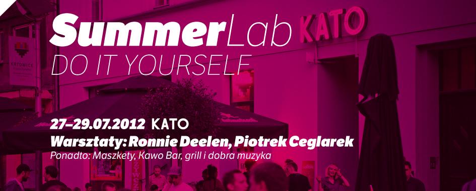 27.07-29.07.12 SummerLab w Katowicach