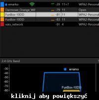 Zwiększenie przepustowości wewnetrznej sieci WIFI tplink8960