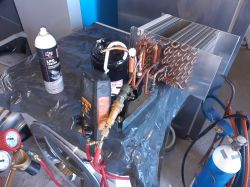 Beko DPU 7360 x - Suszarka sprężarkowa nie suszy, kondensatu brak