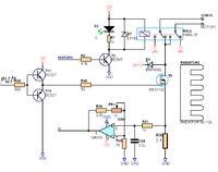 Sterownik silnika MOSFET+Przeka�nik