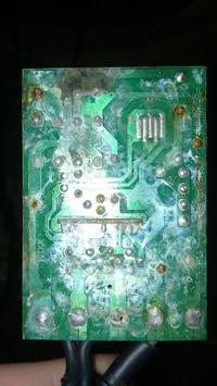 Lampki choinkowe LED - uszkodzony programator.