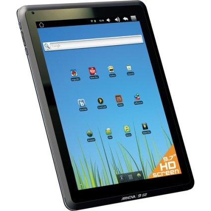 Archos Arnova 9 G2 - tani tablet z Androidem 2.3