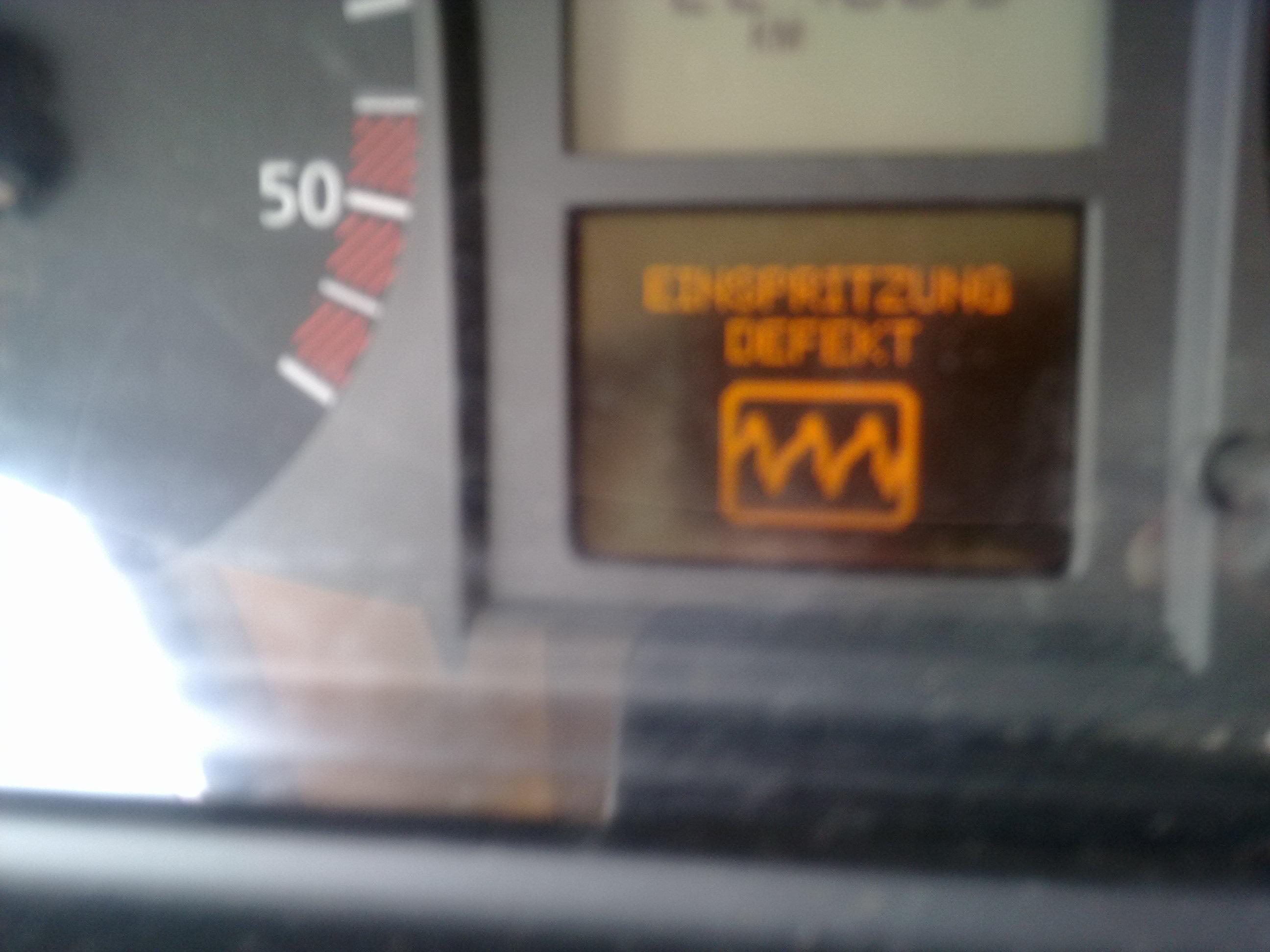 Vel satis 2,2dci  150km  za ma�e ci�nienie po wymianie silnika