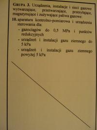 Uprawnienia E do Gr. II i III - dziwnie wypisane uprawnienia