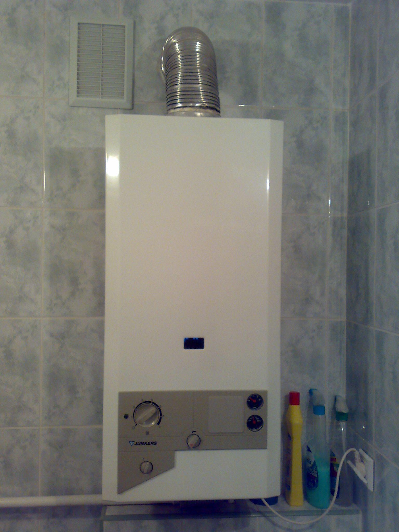 газовые колонки electrolux gwh350 схема