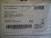 Indukcyjna Amica PBP4VI508FT(typ) PI6508TU - Wypalony warystor po raz drugi