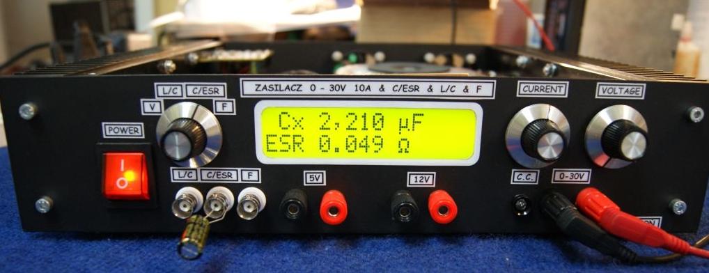 Re: Измерители ESR