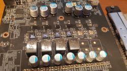 Radeon rx470 MSI Gaming X - Karta graficzna temperatury
