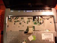 HP DV5-1160EW - Dziwna przypad�o�� w��cznika