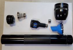 Modernizacja latarki MAG-LITE na LED 10W