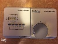 Buderus FC 2520 programator - Jak ustawić programator