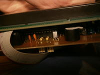 Wyświetlacz danych z komputera