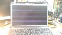 Lenovo IdeaPad Z560 - Pasy/artefakty na matrycy, zewnętrzny monitor OK
