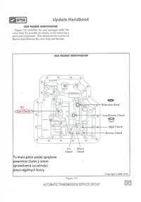 Jatco Jf-506e - skrzynia automatyczna nie jedzie do przodu po naprawie