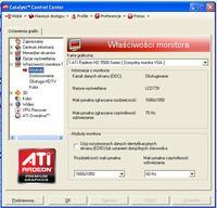 Ati radeon 5570 hd - Zmieniająca się rozdzielczość monitora