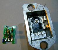 Nissan Patrol 2002r 3.0 diesel - Bezpiecznik termiczny dmuchawy jakie parametry?