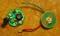 Naprawa latarki led 0,5W 1xAA 1,5v