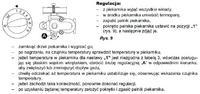 Kuchnia Mastercook KG 1320B Plus - s�aby palnik piekarnika