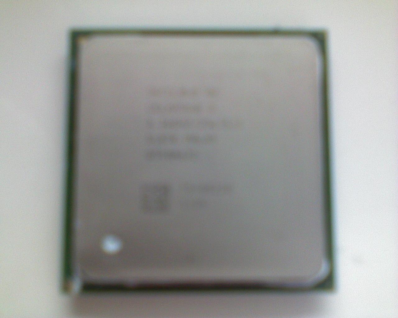 [Sprzedam] Procesor Intel Celeron D 2,26GHz! Socket 478. GWAR