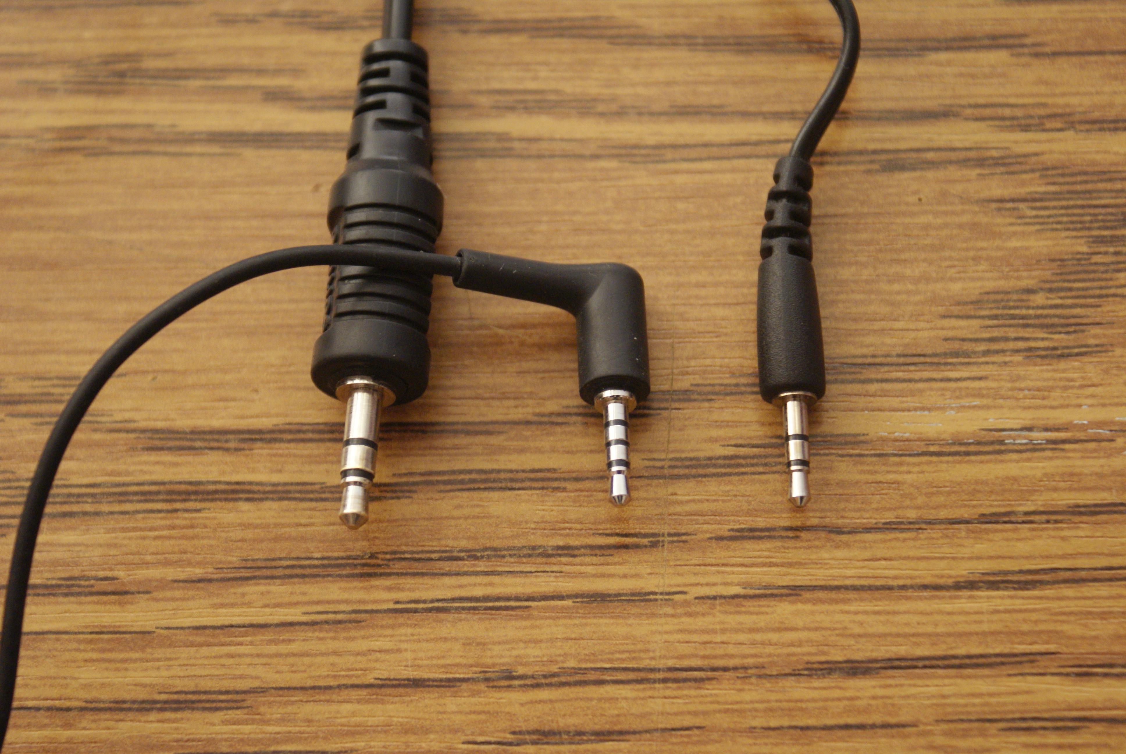 Przerobienie słuchawki z mikrofonem Jack na mini Jack