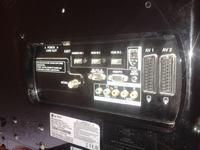 Samsung ht tx35 - brak menu ekranowego