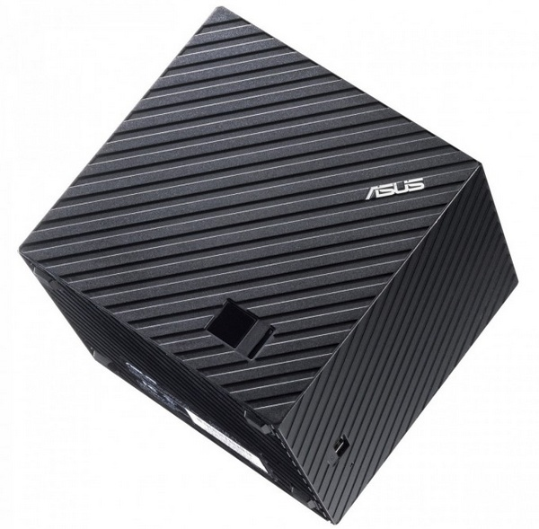 Media streamer ASUS Qube TV od Google