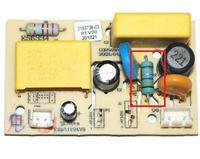Electrolux odkurzacz - jaki to rezystor?