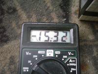 Prostownik ROMSTAN BP12V 15A pytanie po naprawie.