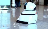 Roboty LG wkraczają do największego portu lotniczego w Korei.