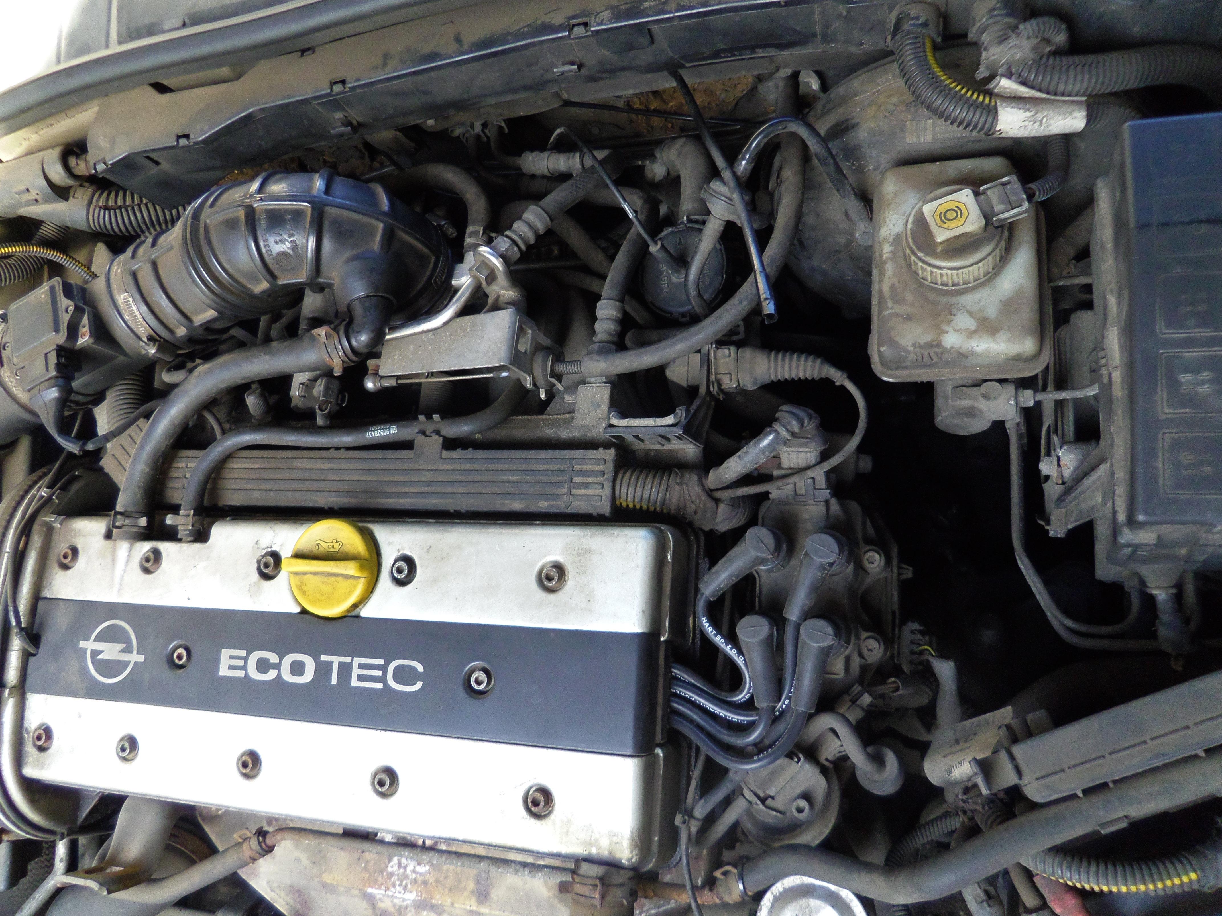 Modne ubrania vectra b 1.8 16v - Nie ma mocy duże spalanie - elektroda.pl PP17