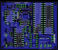 Tester zasilaczy na Atmega8 + USB (aktywne obciążenie)