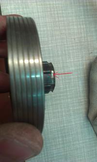 Pilarka Spalinowa - brak mocy - sprzeglo