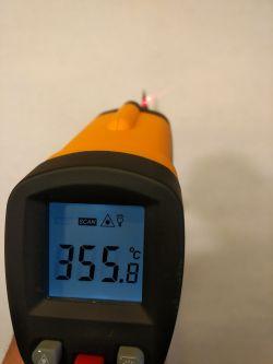 Pirometr GM550 (-50°C ~ 550°C) - Made in China - Recenzja