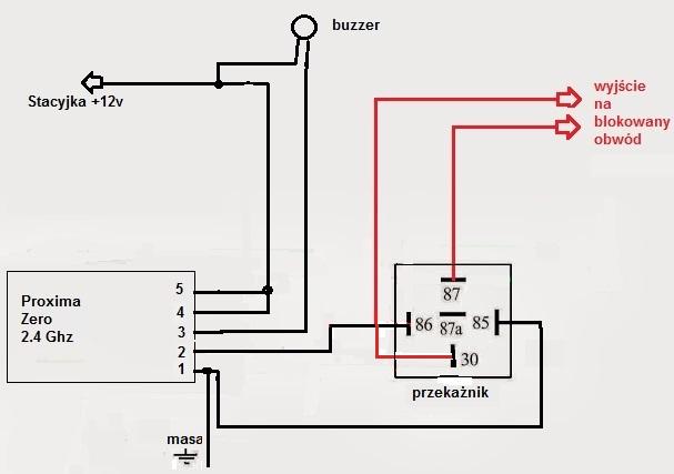 Proxima Zero 2.4Ghz - Jak zwi�kszy� obci��alano�� obwodu ??