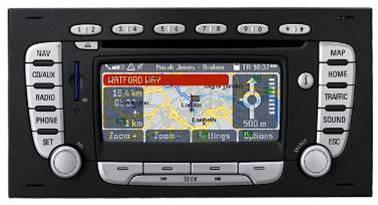 Radio Ford LSRNS sparowanie z telefonem