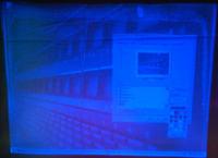 Projektor Hitachi CP-S210, ustawienie filtrów kolorów