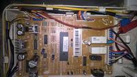 Samsung RL 41PCIH - Lodówka nie działa wentylator