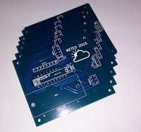 Bezprzewodowa stacja pogodowa - AT2313A + BME280 + NRF24L01P