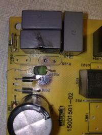 Piekarnik Ariston model FB 99 C.1 IX, jaka warto�� rezystora?