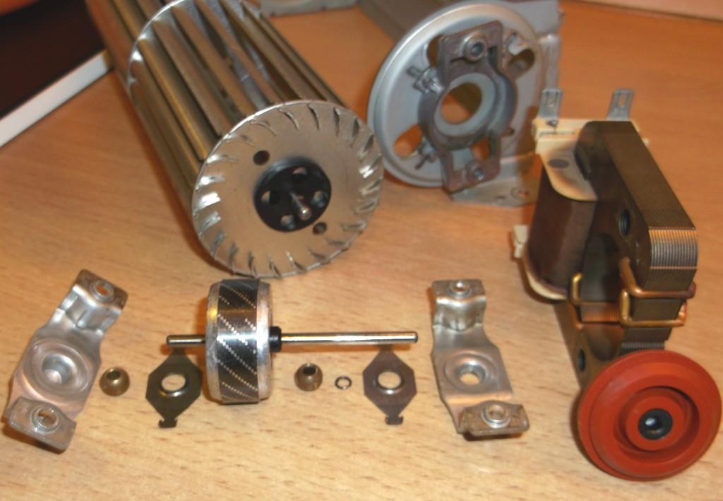 Ogromny Piekarnik Whirlpool AKP407/IX, wentylator chłodzący panel XX34