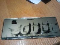Informacje na temat wyświetlacza LCD, cyfrowego.