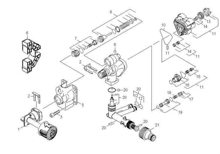Myjka Karcher K4 650 Spadki Cisnienia Elektroda Pl