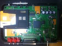 Cyfrowy polsat mini - Spalone elementy, przeszczep do drugiego dekodera
