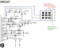 Delay na PT2399 - Pierwszy układ - Zasada działania