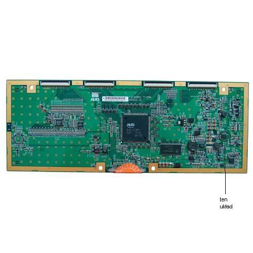 Samsung LE32A41B Brak obrazu