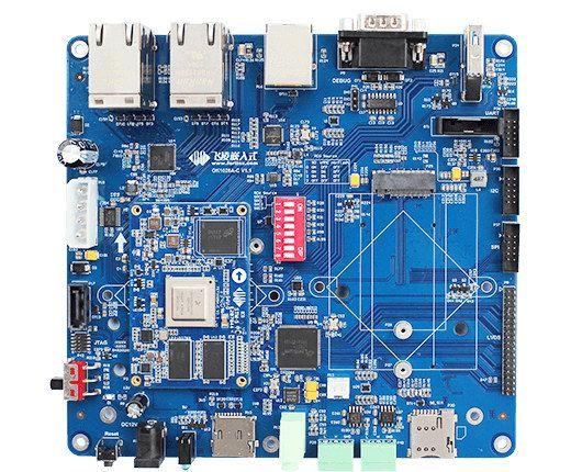 OK1028A-C - SBC z LS1043A, LVDS, 4G/5G