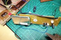 DAB+ quantek Q7+ - Przydźwięk sieci(?) przy wyłączonym dzwięku