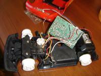 Samochodzik zdalnie sterowany - rozszyfrowanie